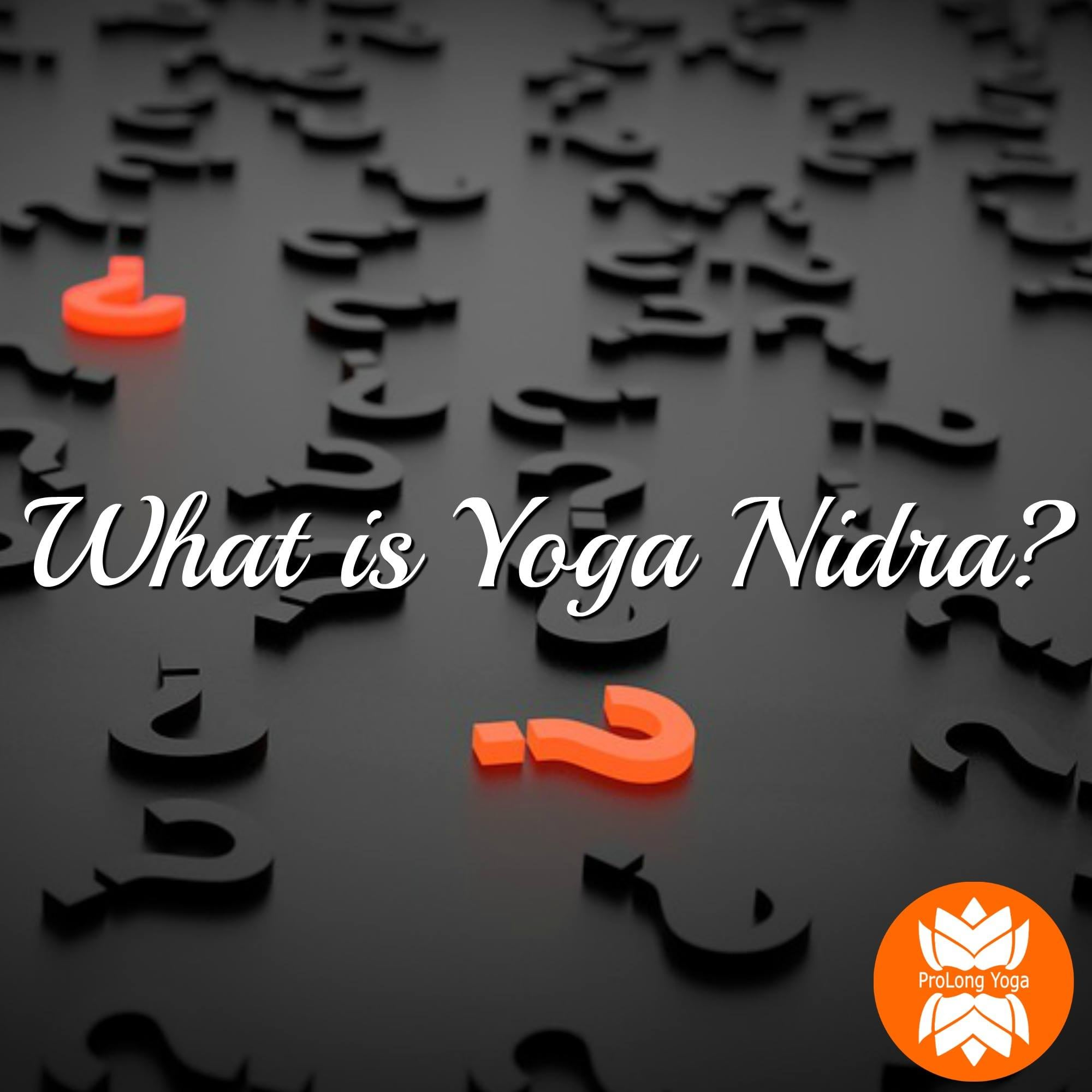 What is Classical Yoga Nidra?