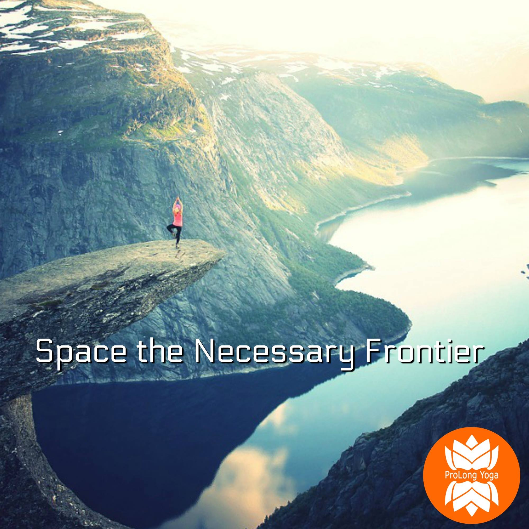 Space a Necessary Frontier